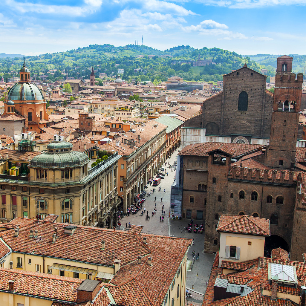 Insight video - Discover Bologna and surroundings