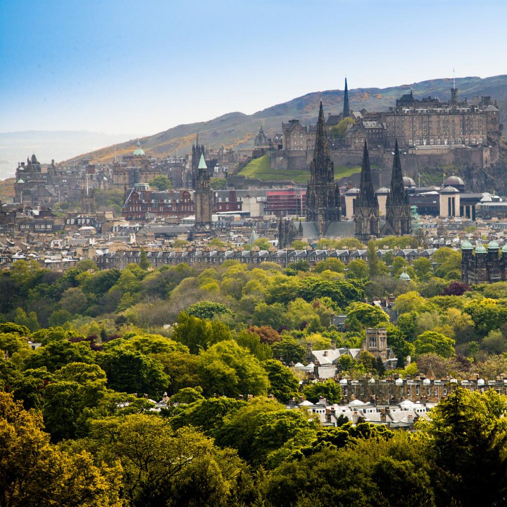 Insight video - Discover EDINBURGH and surroundings