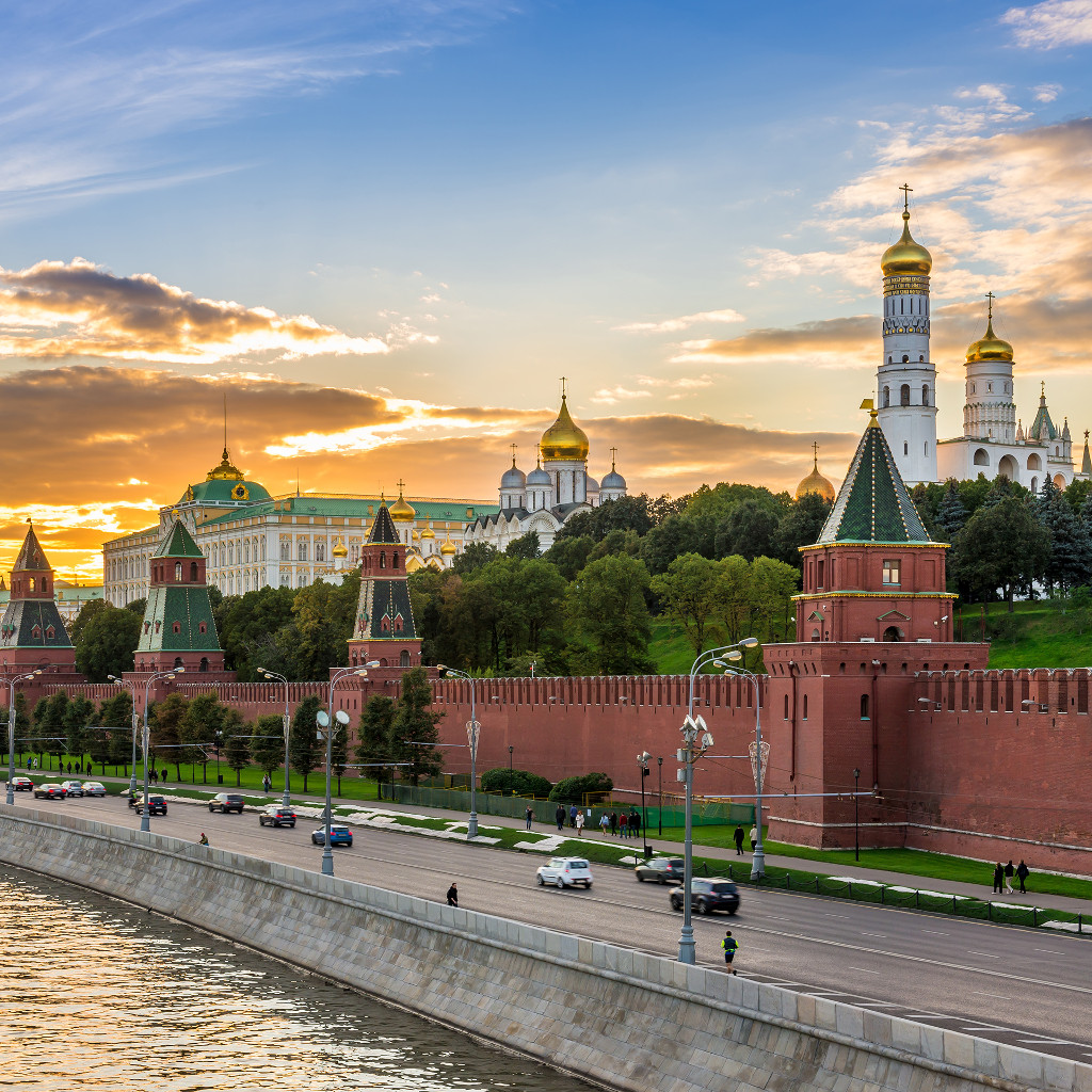 Insight video - Discover Moscow and surroundings
