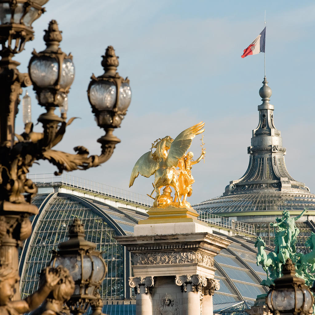 Great Hotels In Paris France