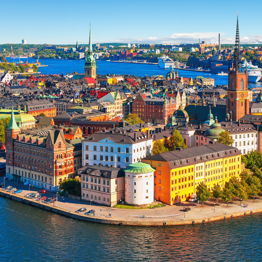 Insight video - Discover Stockholm and surroundings