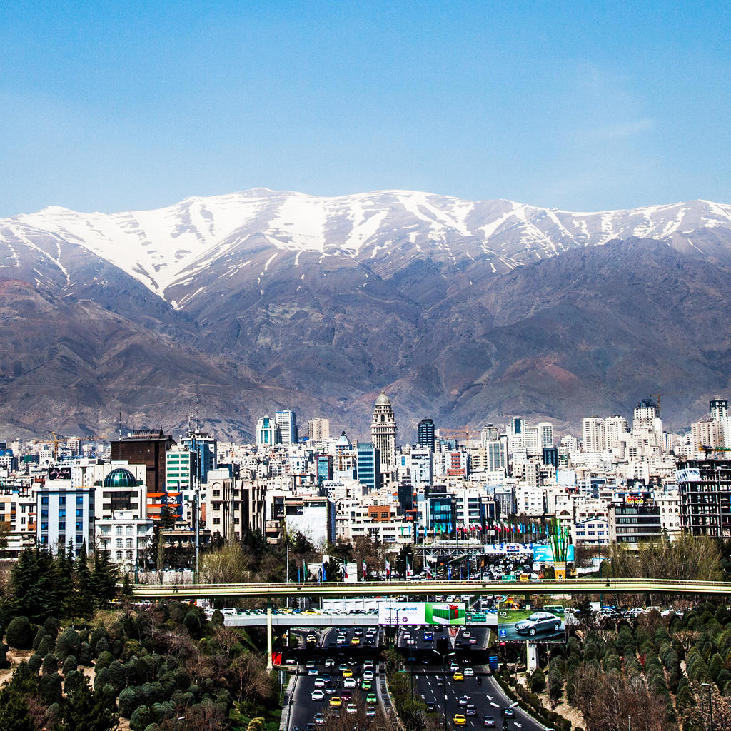 Insight video - Discover Teheran and surroundings