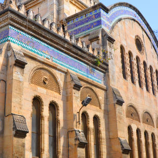 The Ketchaoua Mosque: History with a capital H