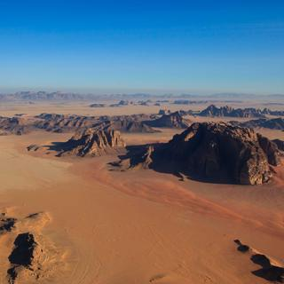 Wadi Rum, a little bit of Arabia