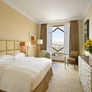 The Grand Hyatt Amman for business