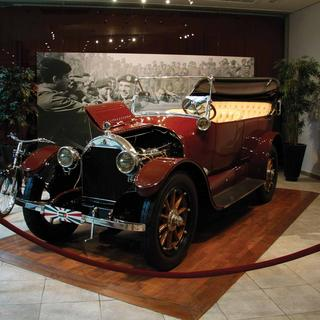 The Royal Automobile Museum: the dream of a king
