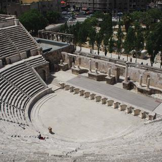 Roman Theatre, still the heart of the city