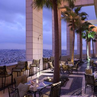 Oriental luxury at the Royal Amman