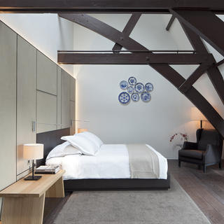 Conservatorium Hotel: Italian decoration and Dutch comfort