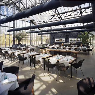 De Kas: an ecologically minded restaurant with its own produce