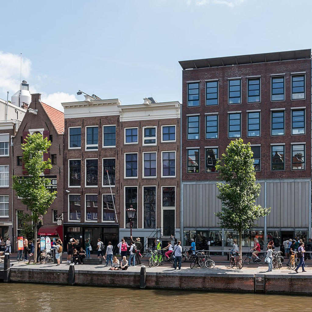 Discover the Anne Frank House