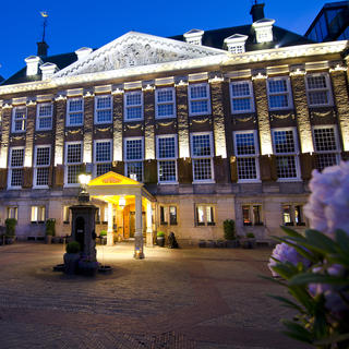 Hotel Sofitel Legend the Grand Amsterdam: city hall turned hotel