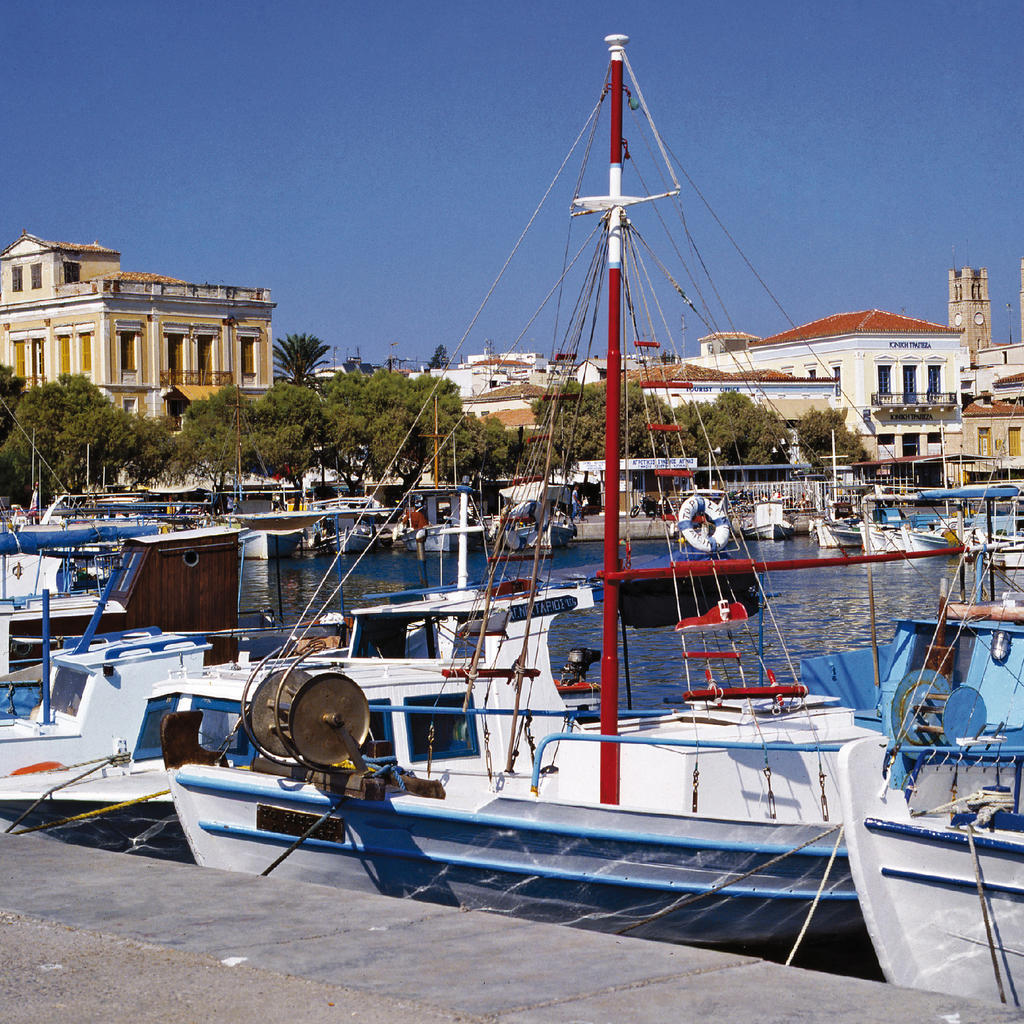 Aegina: the pistachio island