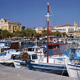 Aegina, the pistachio island
