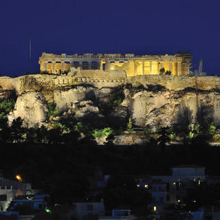 The Acropolis: the sacred hill