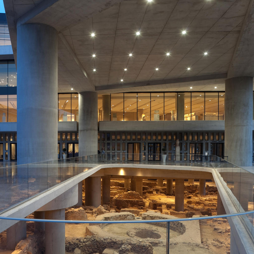 The Acropolis Museum: the jewel of Western art