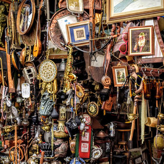 Monastiraki Flea Market: a passion for bargain hunting