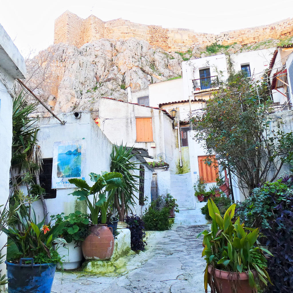 Plaka: the heart of Athens