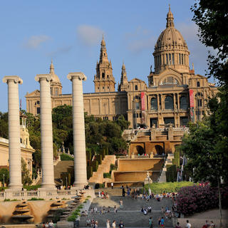 The majestic and fascinating Montjuïc