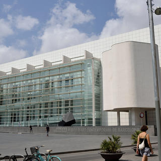 MACBA, le temple de l'art contemporain