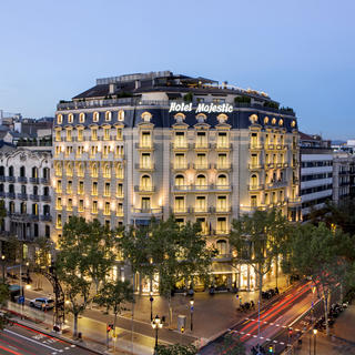 Majestic Hotel & Spa Barcelona: cocooning or nothing