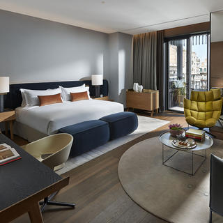 Mandarin Oriental Barcelona: enjoy the luxury of an unforgettable stay
