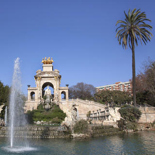 Ciutadella Park: a soothing stroll in a bustling city