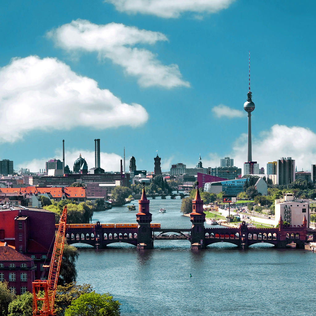 Take a cruise on the River Spree