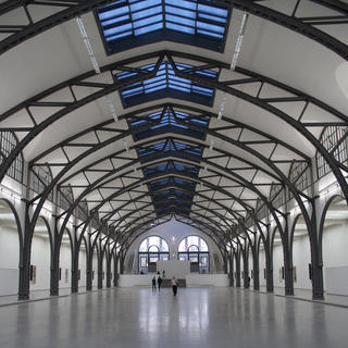 The Hamburger Bahnhof-Museum für Gegenwart, for art's sake