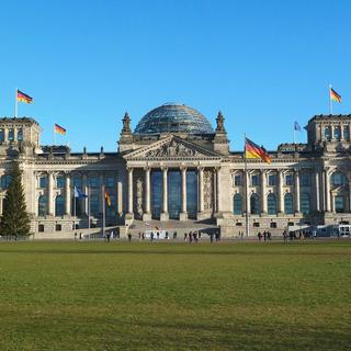 Visit the Reichstag, the German Parliament