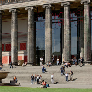 Revitalise on Museum Island