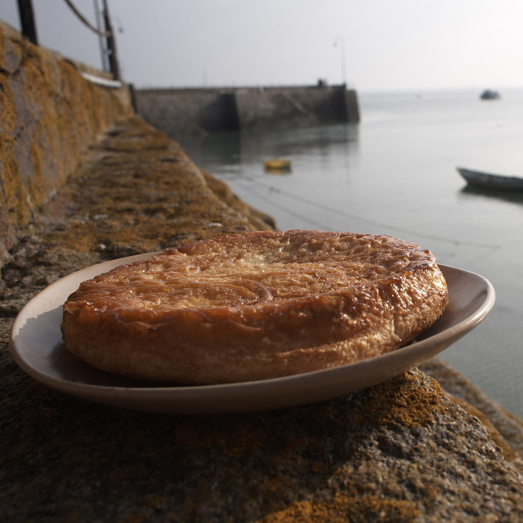 Taste an authentic Kouign-Amann in Douarnenez