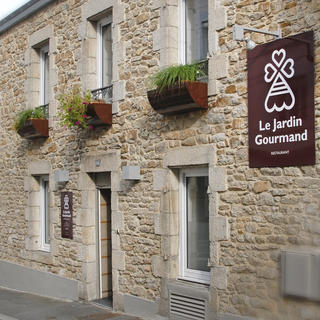 Le Jardin Gourmand: Lorient's version of organic