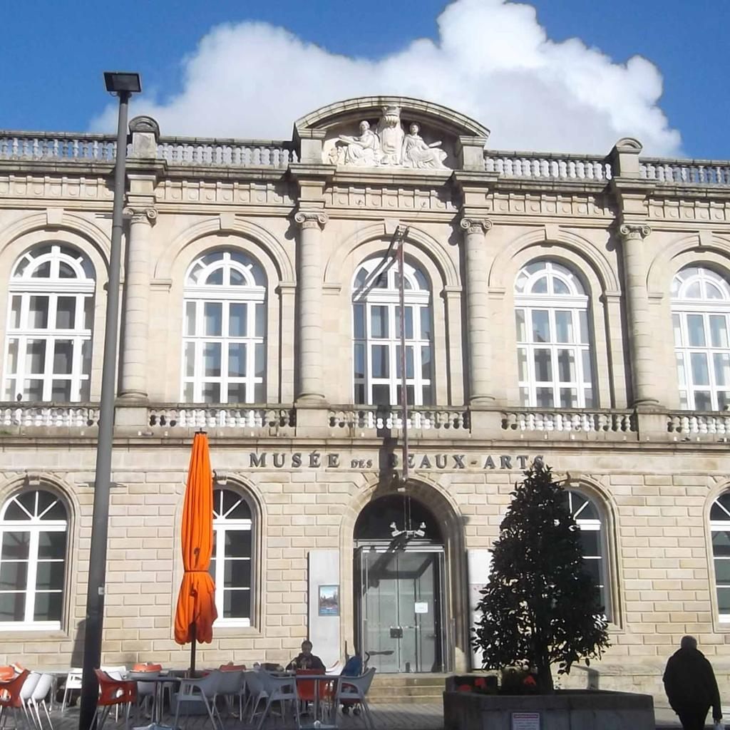 Quimper welcomes the Orsay Museum