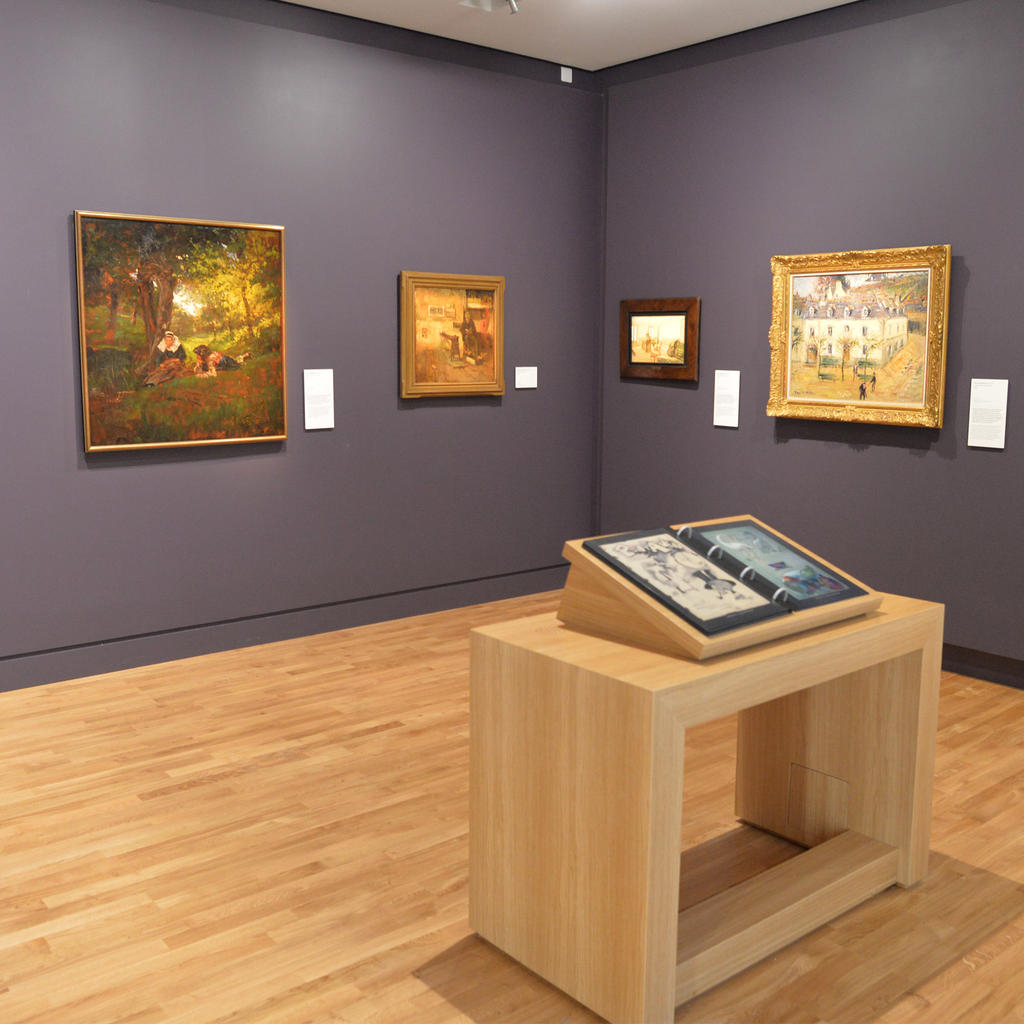 Pont-Aven Museum: in the footsteps of Gauguin