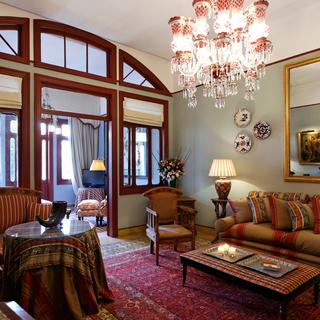 L'Albergo: Oriental charm and luxury