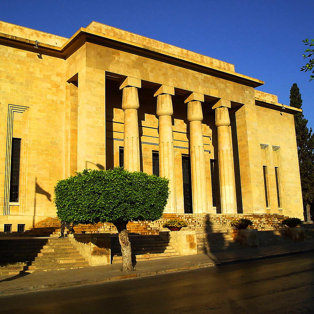 Beirut National Museum: the most beautiful archaeology museum in the Middle East