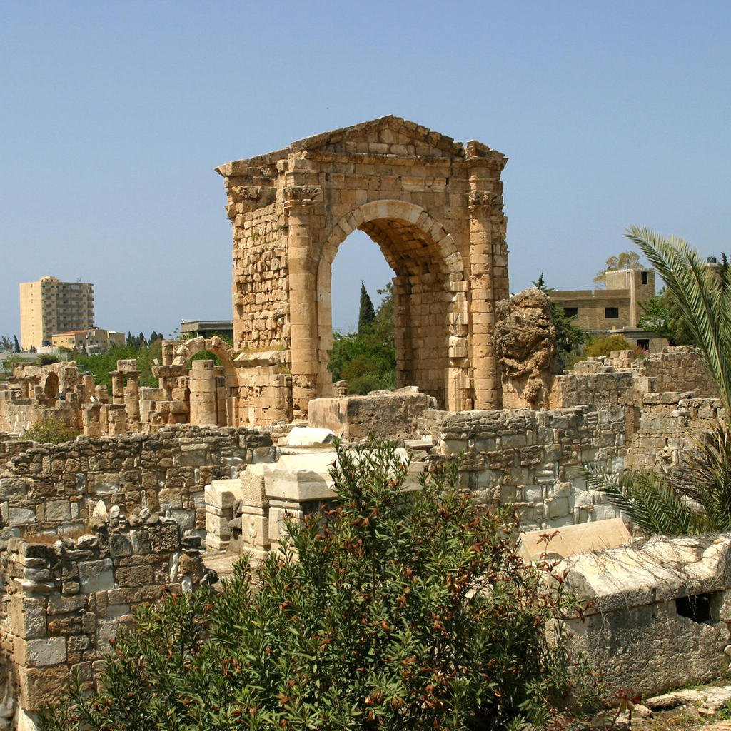 Tyre: the great ancient city