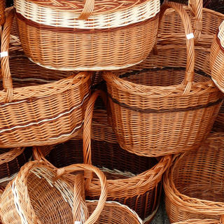 Corsican basketry, the art of weaving vegetation