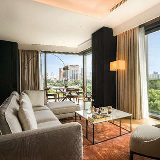 Bulgari Hotel Beijing, an urban resort in the heart of Beijing