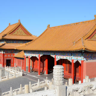 The Forbidden City: a palace of myriad fantasies