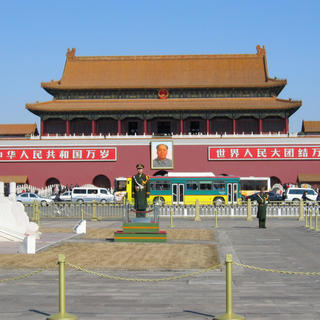 Tiananmen Square: greatness, excess, and Chinese history