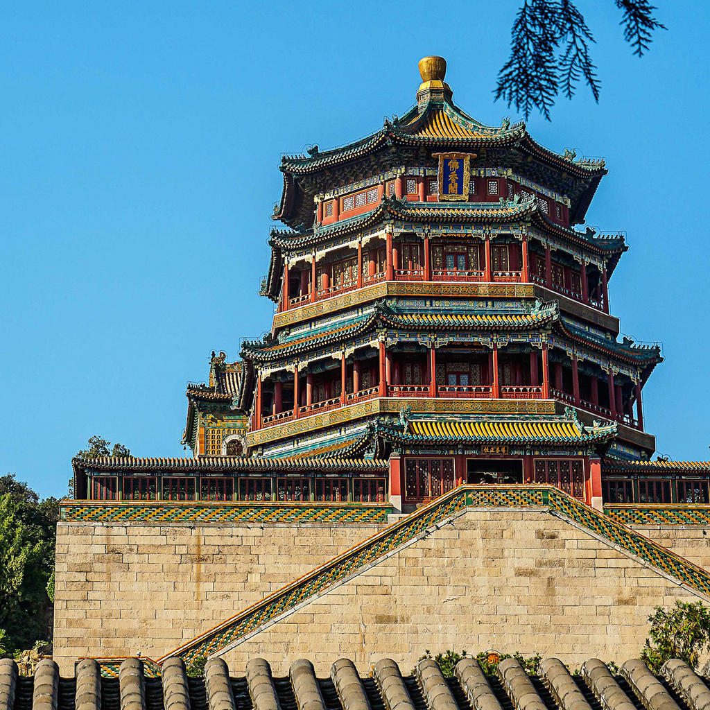 The Summer Palace: imperial resort