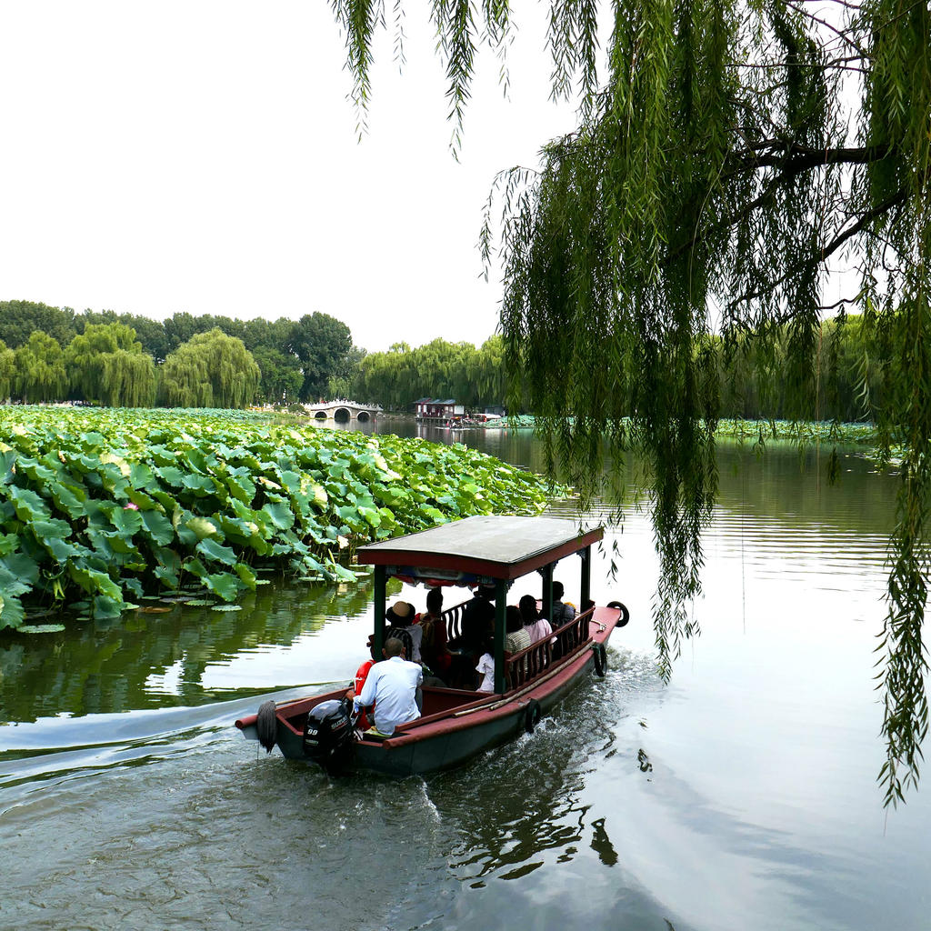Navigate the canals of Imperial Beijing