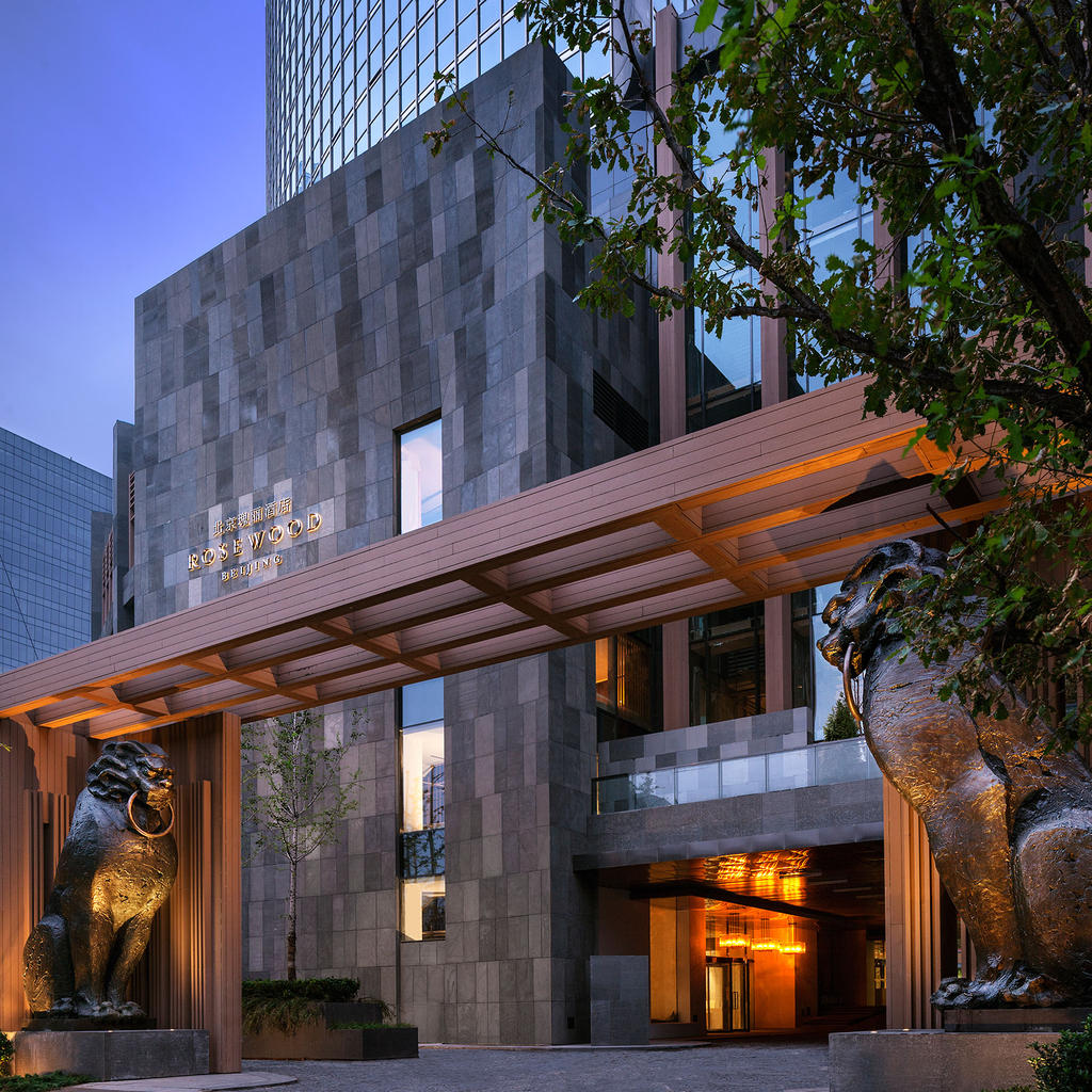 A memorable stay at the Rosewood Beijing