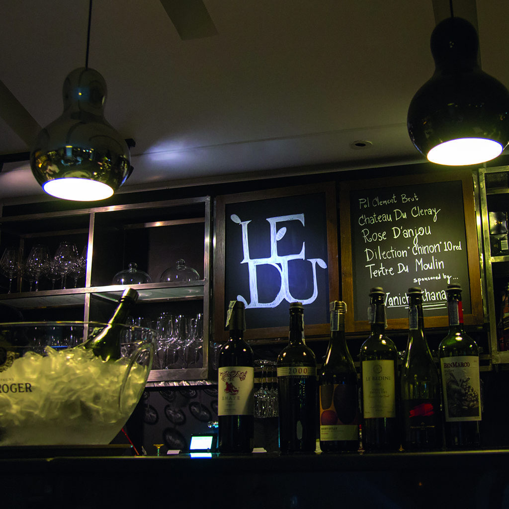 Le Du: home of Bangkok's hottest young chef