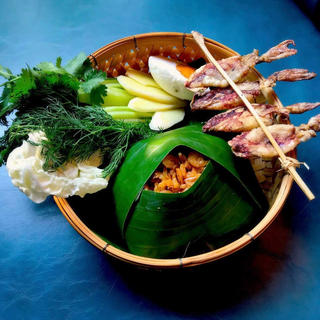 Chic and rustic cuisine at Sri Trat