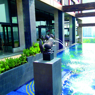 Design reigns at the Siam Design Hotel