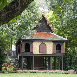 The Suan Pakkad Palace, getting away from it all in Bangkok