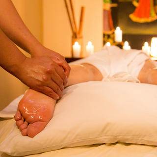 Relax in the capable hands of the world's best masseuses